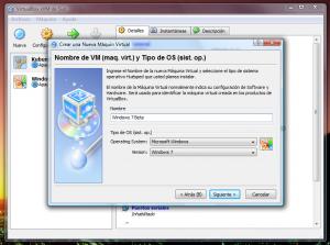 VirtualBox - Paso 1