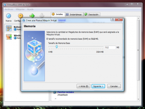 VirtualBox - Paso 2