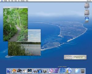 Mac OS X Puma - 10.1