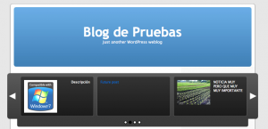 Theme Dos Columnas para WordPress
