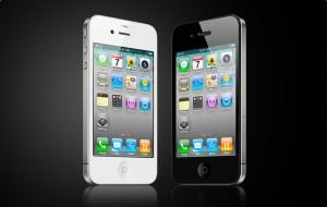 Los dos colores del iPhone 4