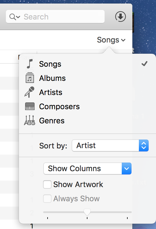 how to fix greyed out songs on ipad